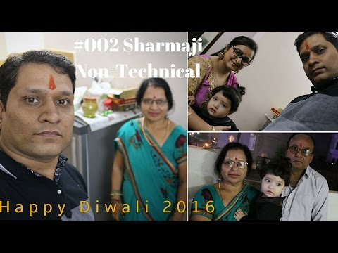 #002 Sharmaji Non-Technical - Diwali with Sharmaji and Diwali Gifts + Unboxings