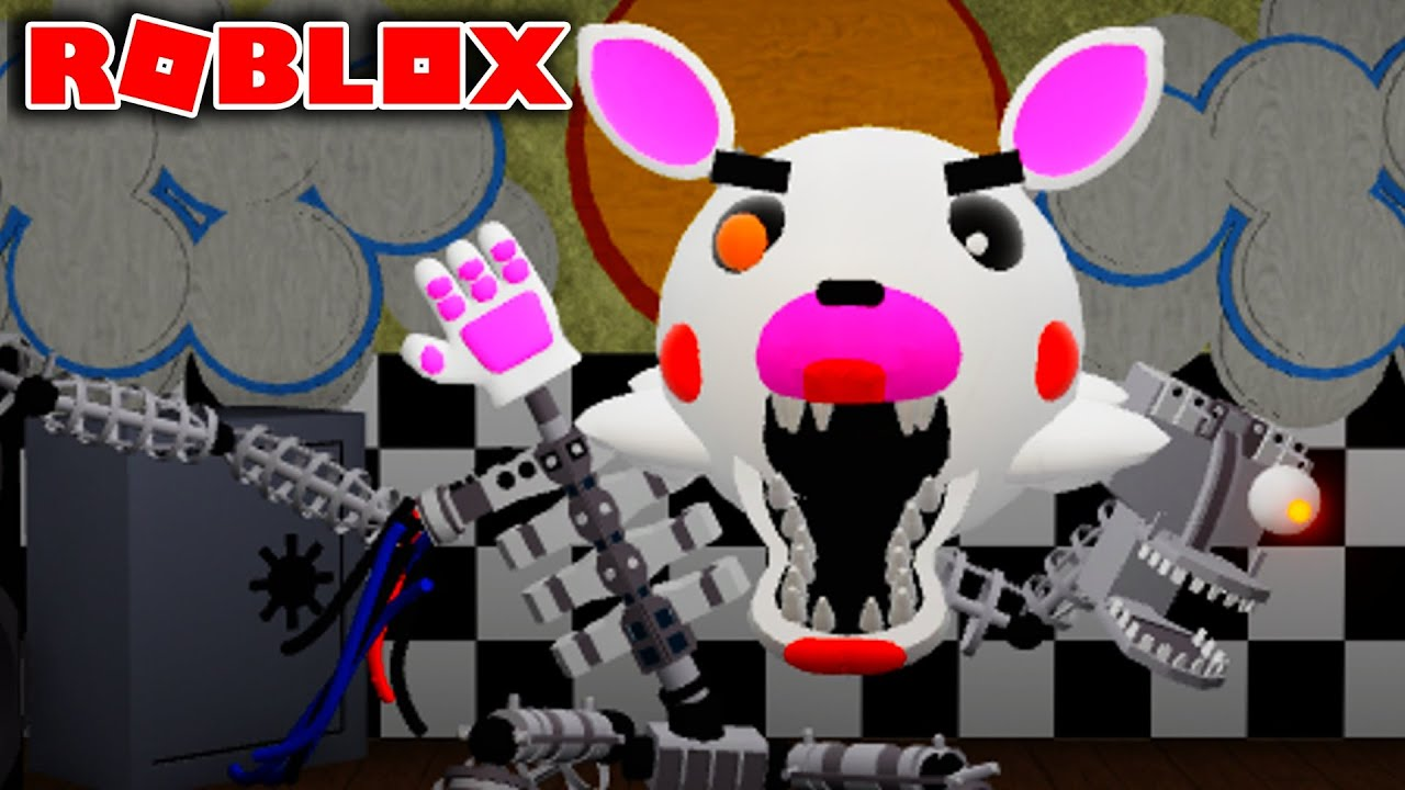 Roblox Ggg Becoming Mangle In Roblox Freggy Chapter 2 Youtube