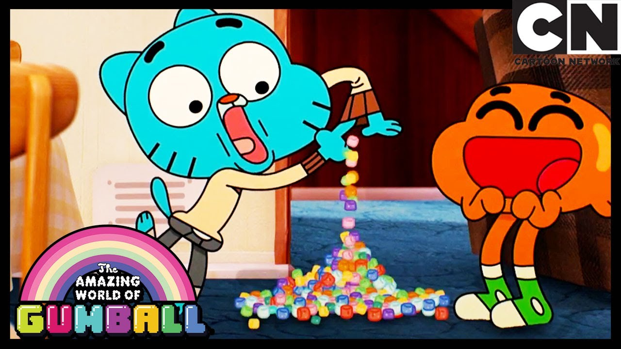 Download Chasing A Sugar High | The Question | Gumball | Cartoon Network
