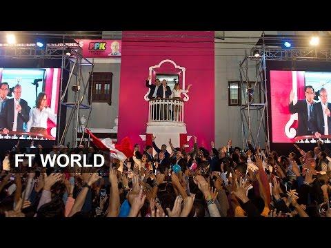 Peru's new president wins tight race | FT World