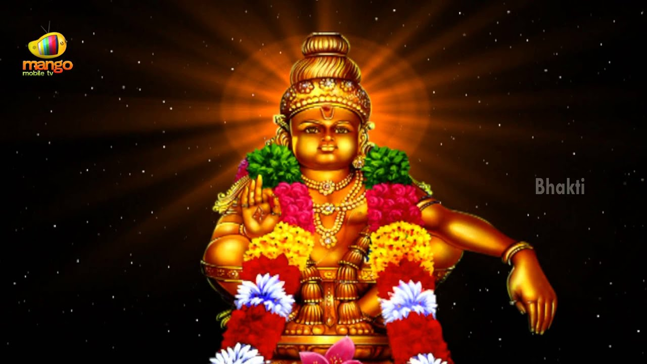 3d Ayyappa Wallpapers High Resolution Ayyappa Swamy Telugu Devotional Bhakti Songs Omkaara