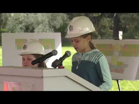 Envision Evergreen: Sifton Elementary School Groundbreaking