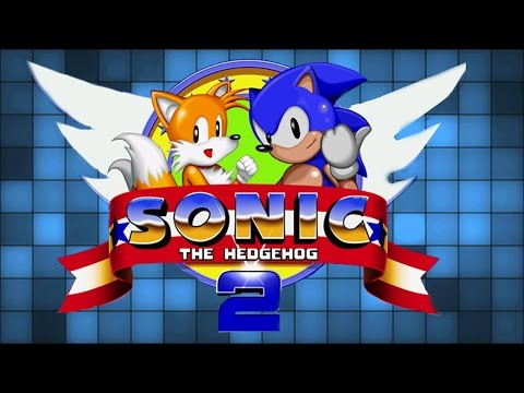 Sonic the Hedgehog 2: Hold Right To Win Edition - Longplay/Walkthrough (No Damage) |