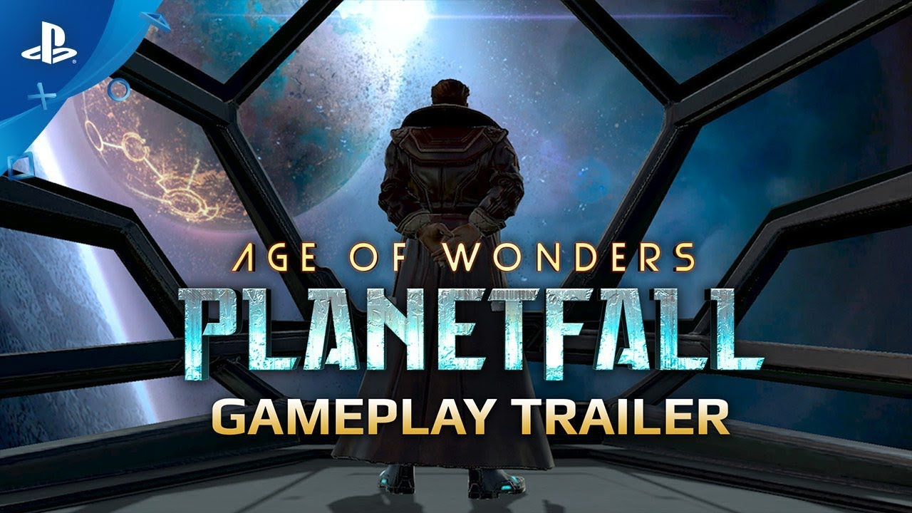 Age of Wonders: Planetfall - E3 2019 Gameplay Trailer | PS4