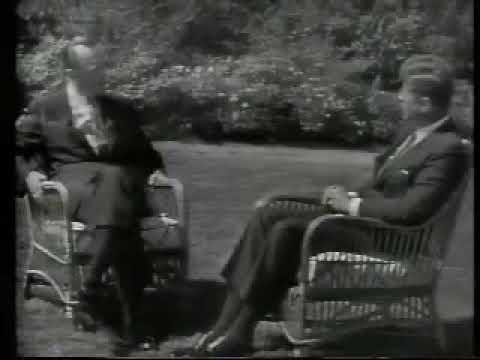 Cronkite Interview of JFK