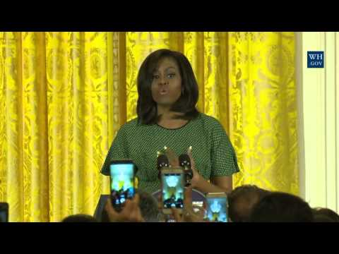 First Lady Michelle Obama Hosts an Event to Mark Nowruz