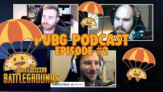 WTFMOSES & RICHARD SIMMS Interview chocoTaco - PUBG Podcast