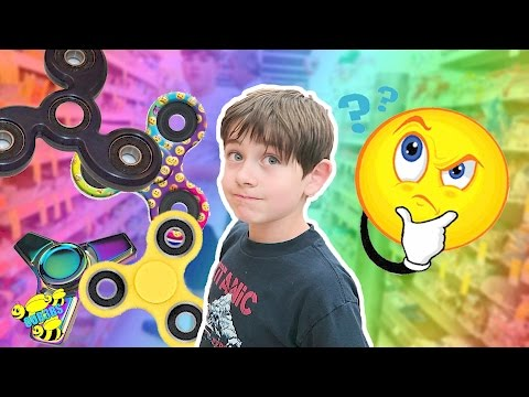 WHERE TO BUY FIDGET SPINNERS?!