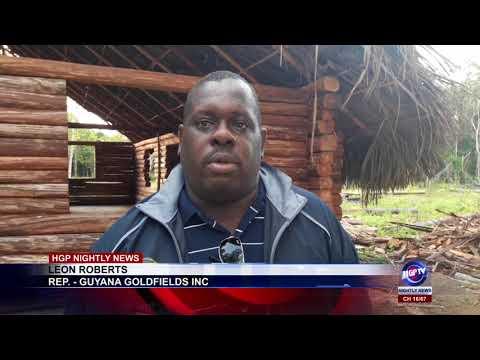 ECO TOURISM LODGE IN PAKURI TO BOOST GUYANA'S TOURISM