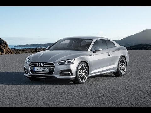 Audi A5 2018 Car Review