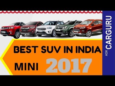 Best SUV in India, Mini, CARGURU, हिन्दी में, Duster, WR V, Creta, TUV 300, Fiat Avventura & All suv