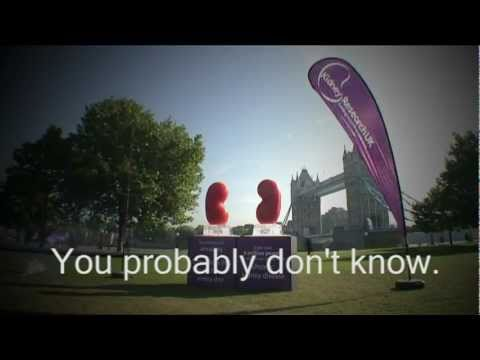 Kidney Research UK - Your Blood is Poison
