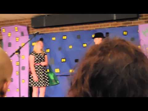 Meadowview Middle School: Guys And Dolls Performance 2014 (Part 1)