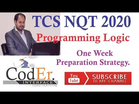 TCS NQT 2020   Programming Logic (Hindi)   Data Type MCQ Part-1