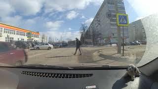 Урок вождения авто в Сыктывкаре.