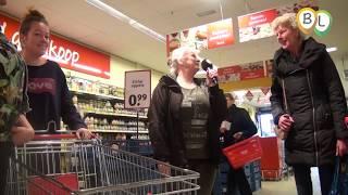 1 minuut winkelen bij Boni in Elburg