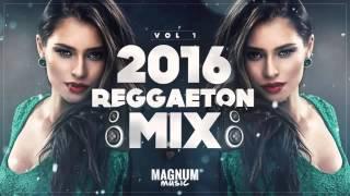 Reggaeton Mix 2017  Vol.1 Daddy Yankee, Don Omar, Farruko, Wisin & Yandel, J Alvarez - Magnum Music
