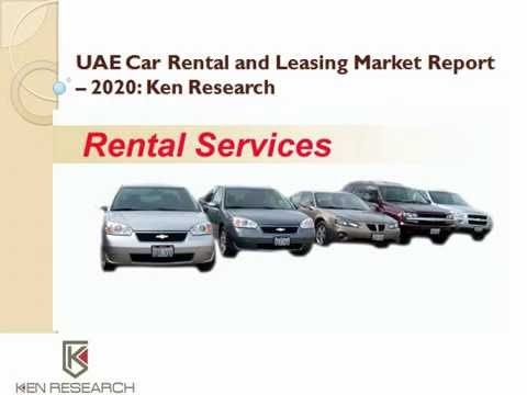UAE Car Rental and Leasing Market Report : Ken Resaerch