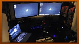 Hazardous' Epic Gaming Setup! (2014 - 80k Special)