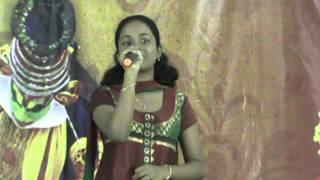 KSN Onam 2013 celebration-karaoke Anjikonjathedi Maria Joseph