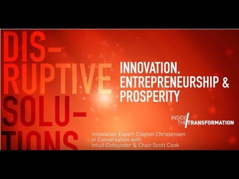 CHM Live | Disruptive Solutions: Innovation, Entrepreneurship & Prosperity