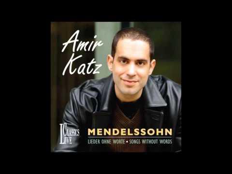Felix Mendelssohn Venetian Gondola Boat Song op 30 Nr. 6