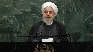 Iranian president Hassan Rouhani says his country will not bend to pressure