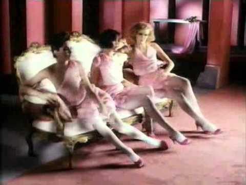 80s advert Pretty Polly tights