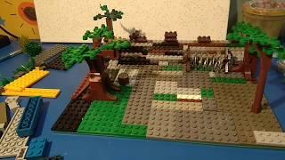 Самоделка на тему великая отечественная война из Лего как построить