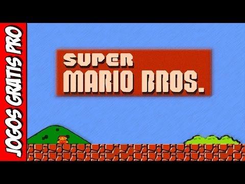 Super Mario Bros HTML 5 - Jogos Gratis Pro