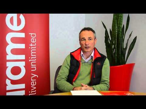Aramex SA - ECommerce Logistics Service Provider