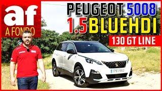 Peugeot 5008 1.5 BlueHDI 130 GT Line | Review al detalle