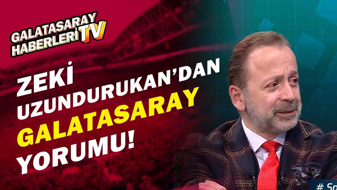 """Zeki Uzundurukan:""""Galatasaray Birleşirse Dağı Devirir"""""""