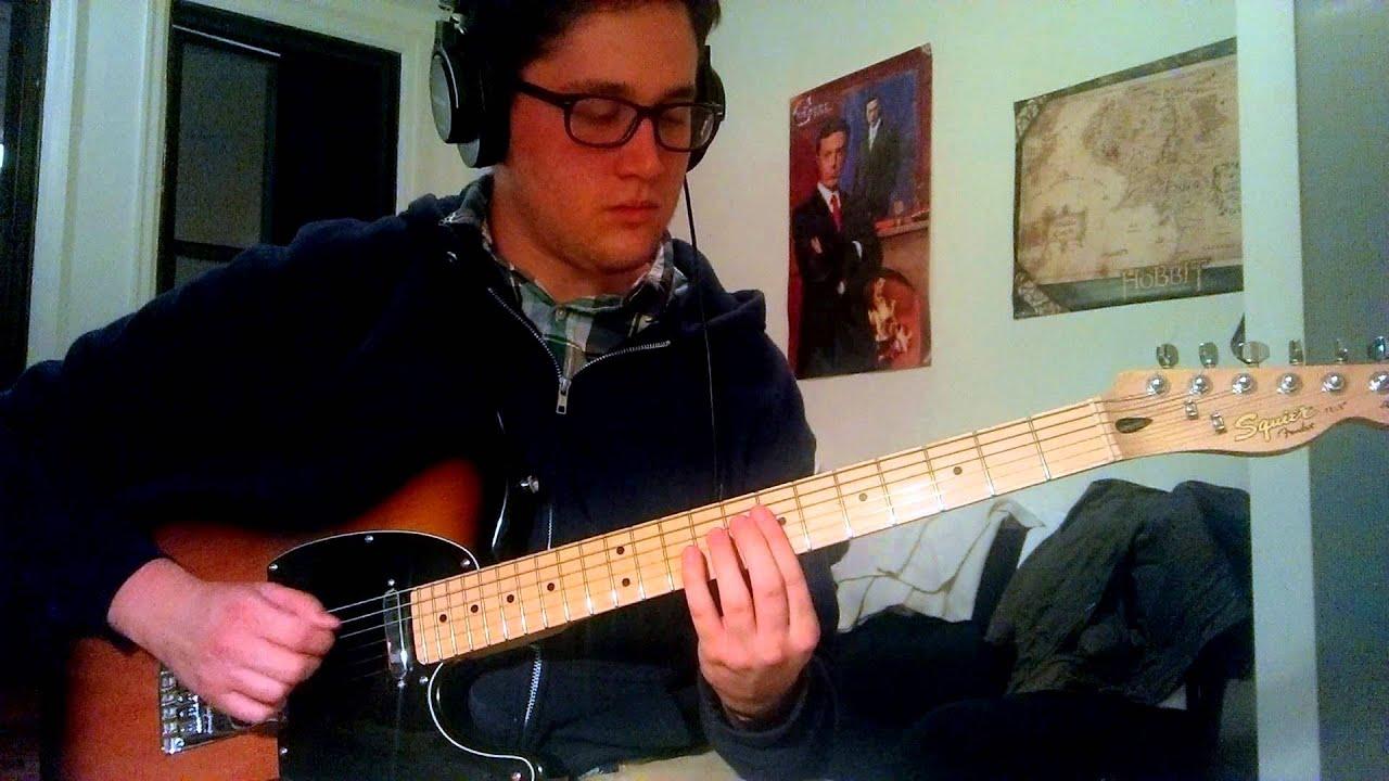 Concerning Hobbits Electric Guitar Arrangement Youtube