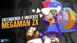 Nem Megaman ZERO, nem Megaman X: é MEGAMAN ZX!