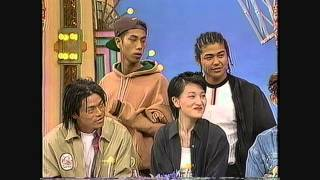 ZOO 笑っていいとも出演 タモリ HIRO SATSUKI.