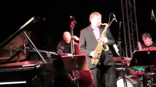 Johannes Mössinger Quartet live at Fringe Festival
