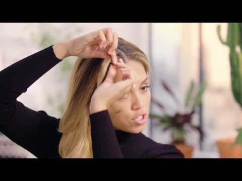 H&M Beauty: How to do braids on yourself with Ashley Bloomfield