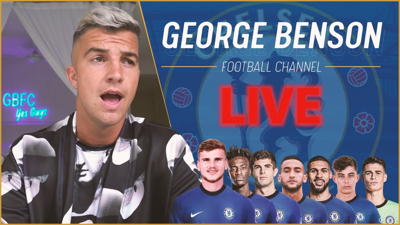 CHELSEA FC LATEST | LET'S TALK CHELSEA FC ON GBFC