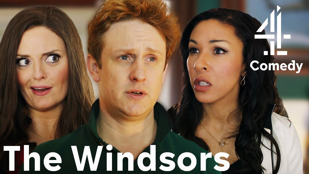 Download The Windsors   The Best of Prince Harry and Meghan Markle!
