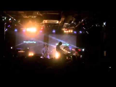 "euphoria ""silent roar"" live at Nuts Livehouse Chongqing (Dec 3, 2015)"