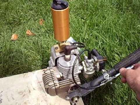Custom Tanaka (Sears GameFisher) Outboard Motor