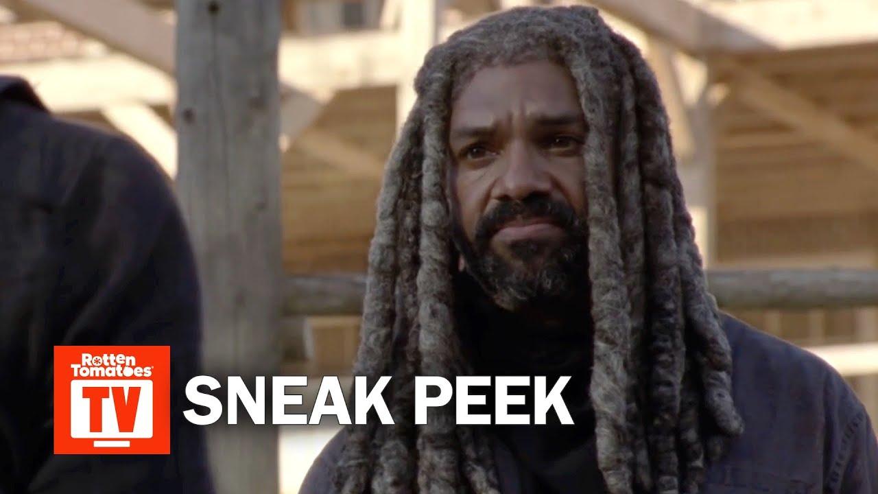Download The Walking Dead S10 E05 Sneak Peek | 'No Sign of Negan' | Rotten Tomatoes TV