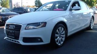 2011 Audi A4 used, Long Island, Smithtown, Brentwood, Northport, NY 5016A