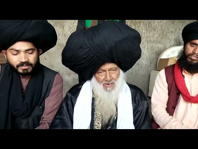 आगामी 31 अक्टूबर दिल्ली सूफियों की महाबैठक के मुबारक मौके पर रविवार को आयोजित ग्वालियर पनिहार में रा