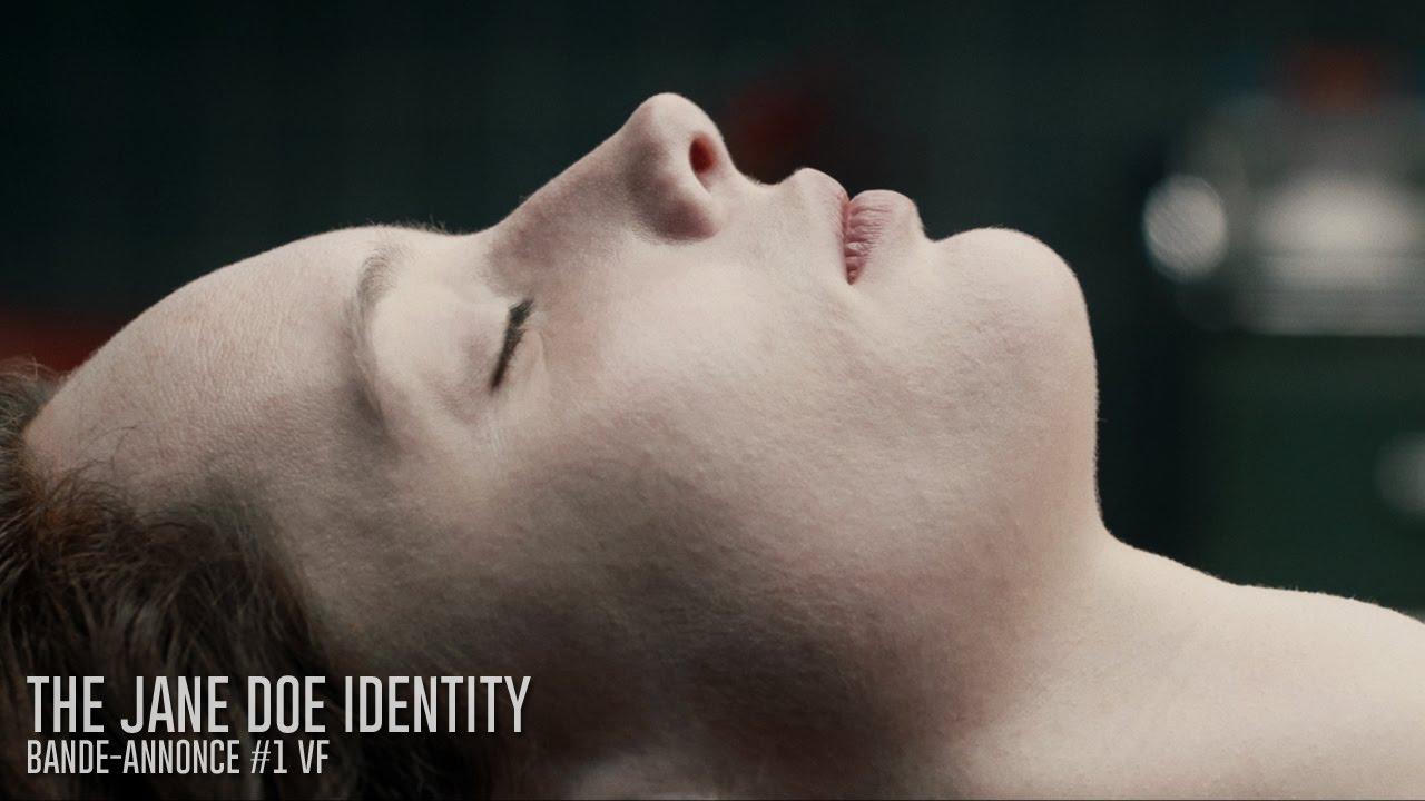 THE JANE DOE IDENTITY - Bande annonce VF - au cinéma le 31 mai