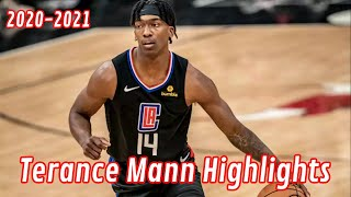 Terance Mann | NBA Highlights 2020-2021 season