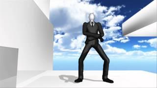 SlenderMan Gangnam Style [HD]