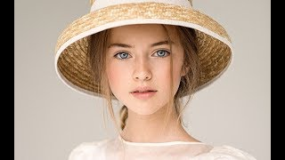 Kristina Pimenova The Youngest Supermodel