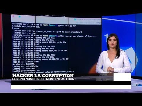 """""""Civic techs"""": quand les hackers anticorruption montent au front"""
